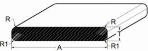 Flat Bar – Flat Ends